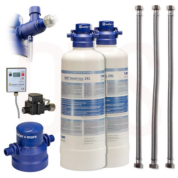 BWT Combi Oven Water Filter Installation Kit BESTMAX