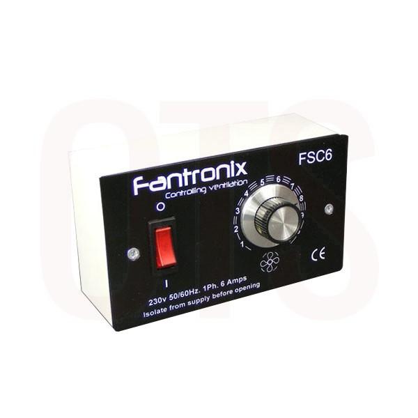 ME1 6 - 6 Amp Fan Speed Controller Fantronix / Flakt Woods
